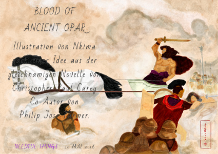 BLOOD OF ANCIENT OPAR